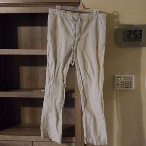 Liz Claiborne Linen Blend Pants/Medium